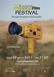 Locandina MizzicaFILM Festival 008